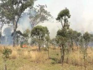 Benaraby Fire 2