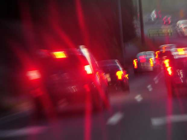 DRIVERS BEWARE: Motorists can expect big delays on the Bruce Highway this month as roadworks begin.
