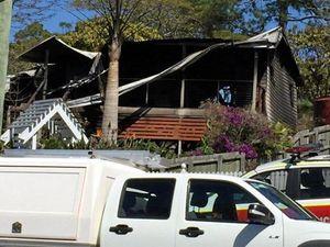 Investigators start work on devastating fire