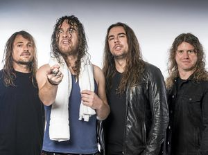 Airbourne talk drop bears, beer and taxes