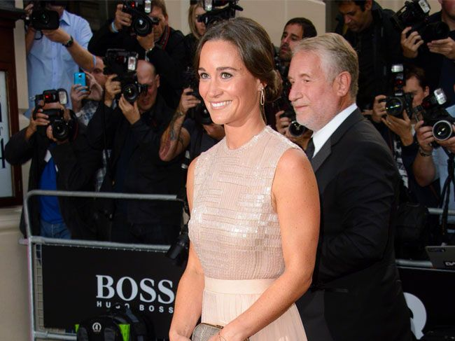 Author Pippa Middleton