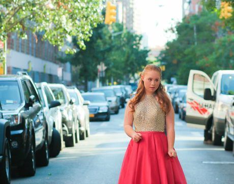 Madeline Stuart has starred in a music video.
