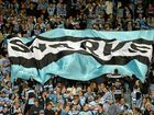FINALS BERTH: The Sharks fans will be out in force for Sunday's grand final against the Storm.