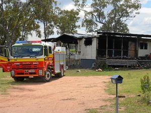 Woman escapes Gayndah house fire
