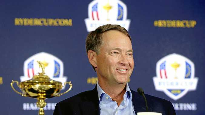 Davis Love III has made some bold claims ahead of the Ryder Cup.