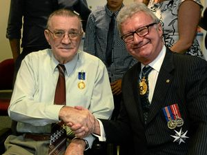 Bundy legend awarded OAM