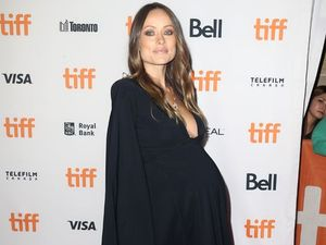 Olivia Wilde having a girl