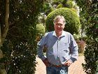 Maryborough Open House Gardens - 9 Elizabeth Street - Pat Davis works two to three hours a day on his impressive garden.