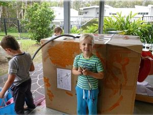 Peregian littlies have big hearts for the homeless