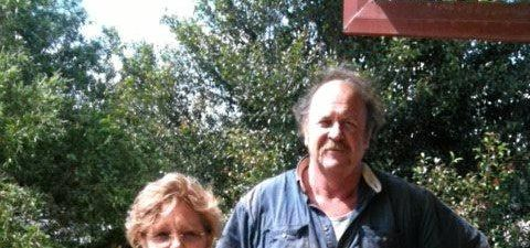 Lorraine and Wayne Murrell were the typical Aussie couple, very much in love.  Sadly Wayne, a truckie passed away after suffering a heart attack on September 1.