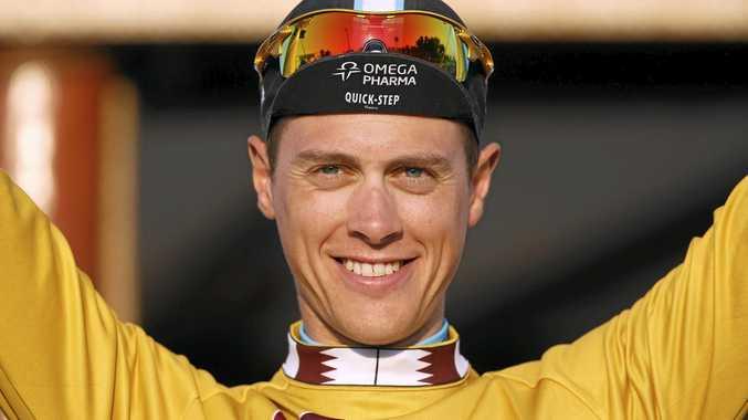 Dutch rider Niki Terpstra.