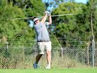 TURF WAR: Ipswich Golf Club member Adam Gemmell shot an even par 72 as the Moreton District Opens team secured victory over their Darling Downs and SEQ opponents on the weekend.