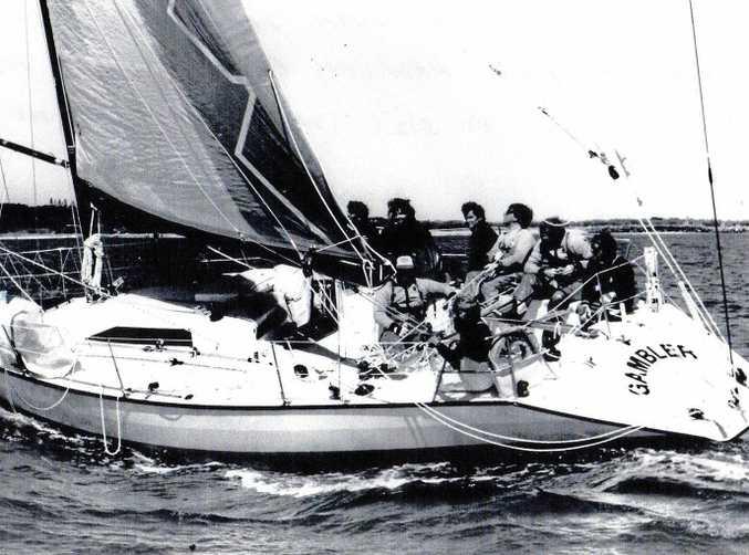 Image result for Brisbane to Gladstone yacht race presentation