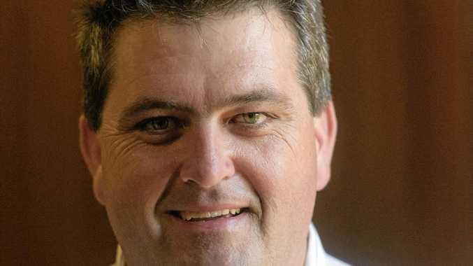 Mayor Richie WilliamsonPhoto Adam Hourigan / The Daily Examiner