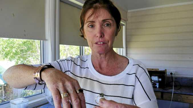 GOLDEN OPPORTUNITY: Gladstone resident Tanya Small wants to turn her hobby as an artistic jeweller into a small-business venture.