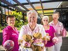 BE INSPIRED: Cancer Council Queensland Gladstone branch volunteers Ros Newberry, Kathy Nielsen, Jenny Winning and Kay Brown are excited about the Pink Ribbon fundraising breakfasts in the Gladstone region.