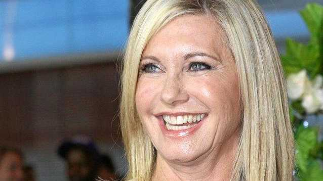 Olivia Newton-John was spotted at Kyogle over the weekend.