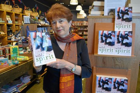 The author will sign her book Wild Spirit at Bookface Orion.