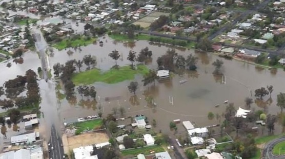 The State Emergency Service says 1000 Forbes residents are temporarily homeless after flood waters swamped 100 properties.