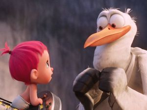MOVIE REVIEW: Storks delivers family fun