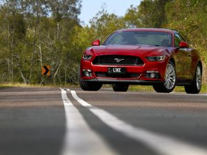 The Ford Mustang you really want: V8 GT road test and review
