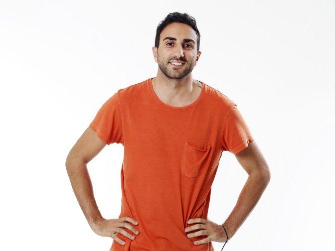 Australian Survivor contestant Nick Iadanza.
