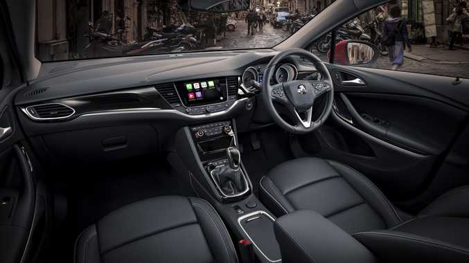 2017 Holden Astra.Photo: Contributed