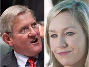 Greens senators want Macfarlane sidelined