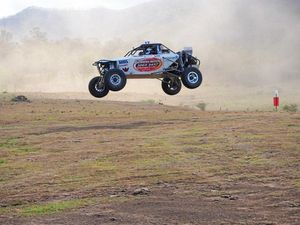 Thornton braces for off-road racing action