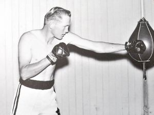 Gympie's boxing legend recalls first-class career in ring