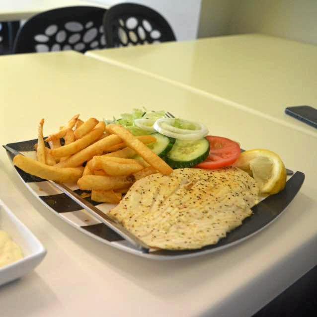 Siv's Seafood Restaurant.