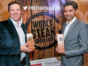 Warwick steak crowned the world's best