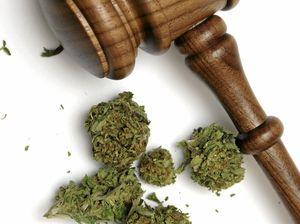 Marijuana, amphetamine found in man's car
