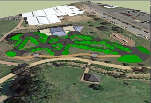 FAST AND FURIOUS: Out-of-town company World Trail gets the nod to build a world-class pump track in Gladstone.
