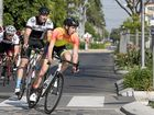 ATHLETES: A practice run of the Mackay City Centre Criterium was held recently.