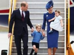 Canada turns on the charm for Royal visit