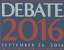 Clinton vs Trump Debate