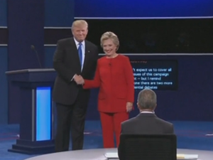 Clinton-Trump Debate