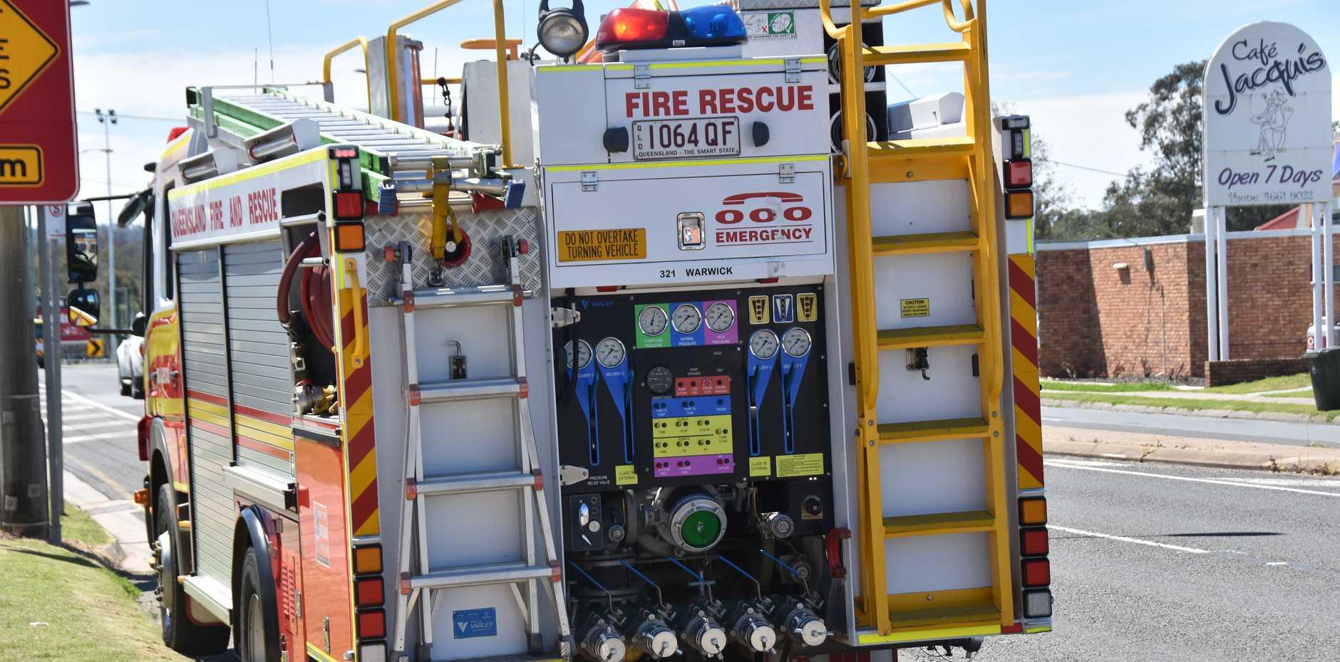 Crews called to separate alarm calls in Warwick
