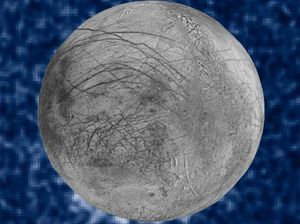 Hubble detects 'water plumes' on surface of Europa