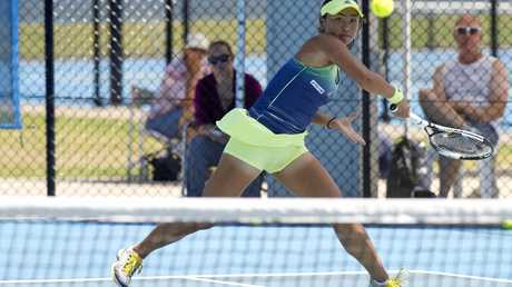 Catch all the tennis excitement you can handle this weekend with the staging of the Toowoomba International.