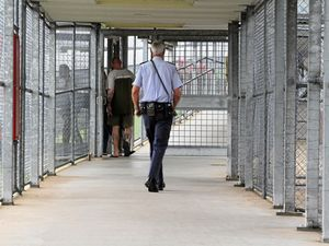 Overcrowded Maryborough prison bursting at the seams