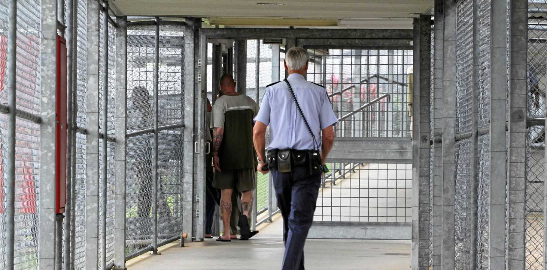 SAFETY CONCERNS: The Maryborough Correctional Centre has hit a new level of overcrowding, now sitting at 20% overcapacity, and there is a worry of what it means for prison guards.