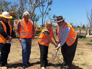 Jobs on the way at Sandy Gully project