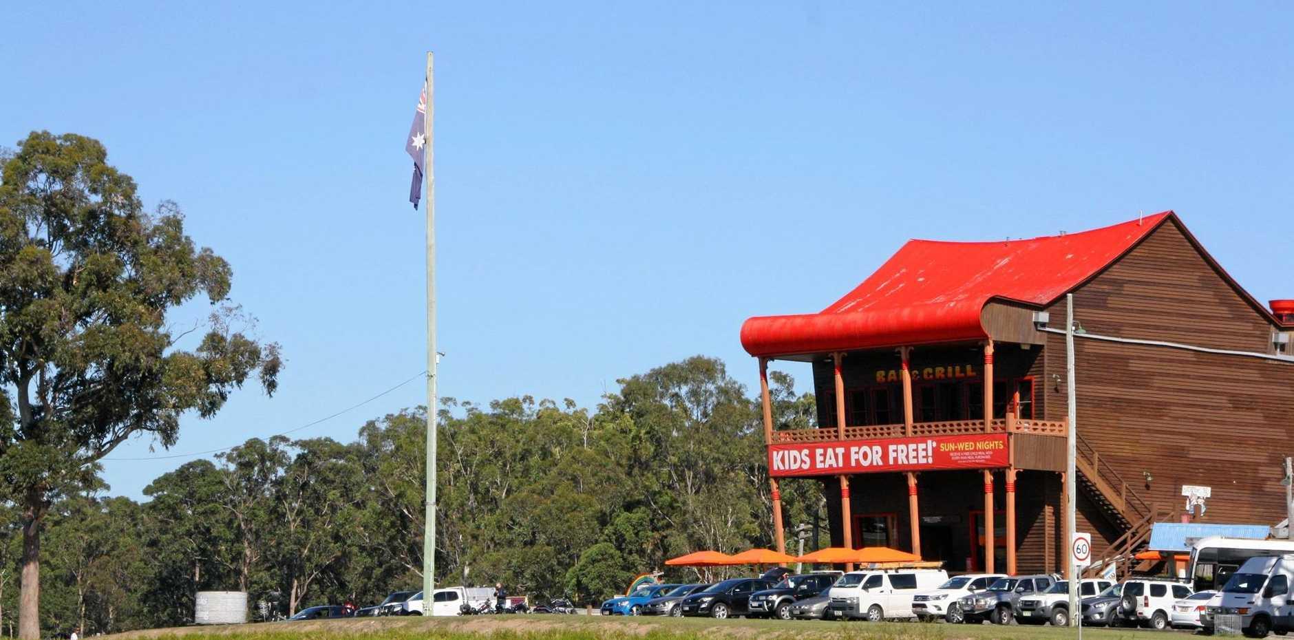 Aussie World at Palmview.