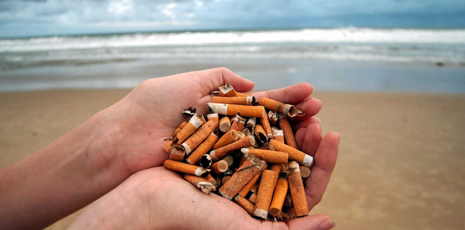 UP IN SMOKE: Noosa Council now has authority to ban smoking in any public area.