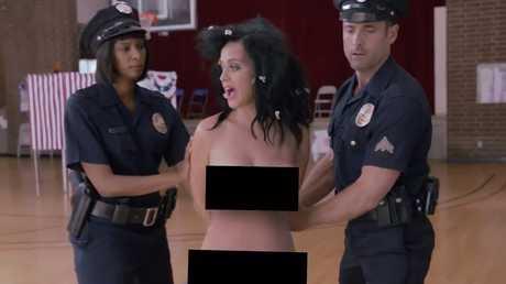 Katy Perry in Funny Or Die sketch