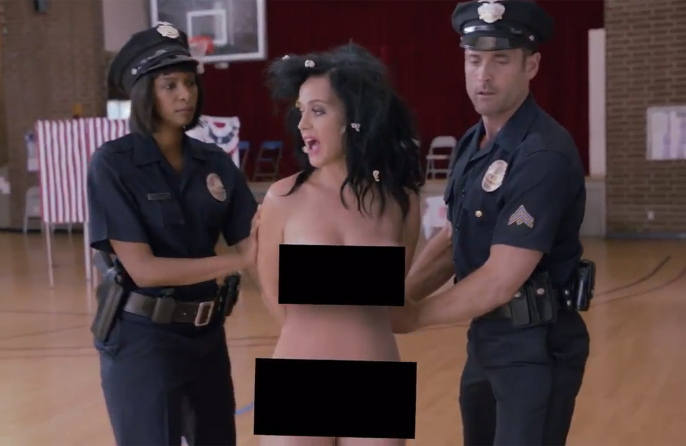 Katy Perry in Funny Or Die sketch
