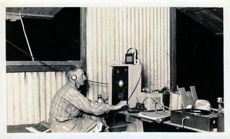 Edward 'Ted' Gold pioneered commercial radio in Queensland.