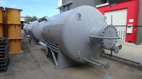 Origin Energy APLNG water treatment assets for sale through Hassalls.